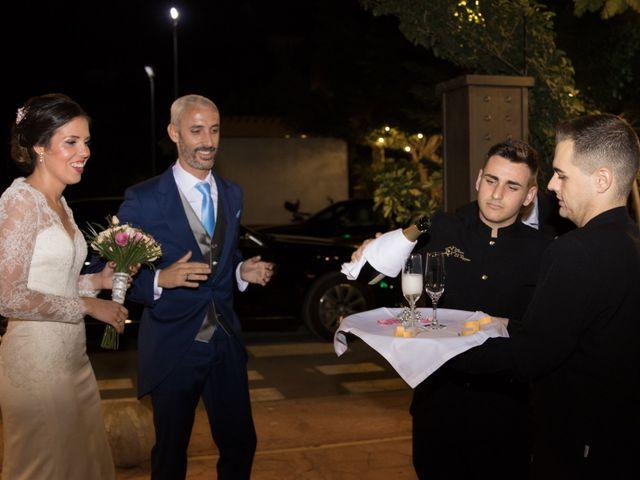 La boda de Javi y Mar en Viator, Almería 59