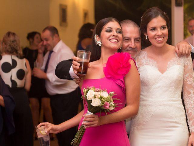 La boda de Javi y Mar en Viator, Almería 62