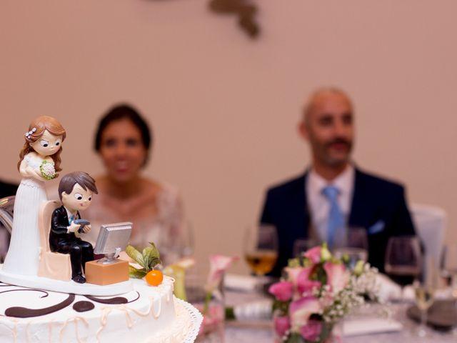 La boda de Javi y Mar en Viator, Almería 68