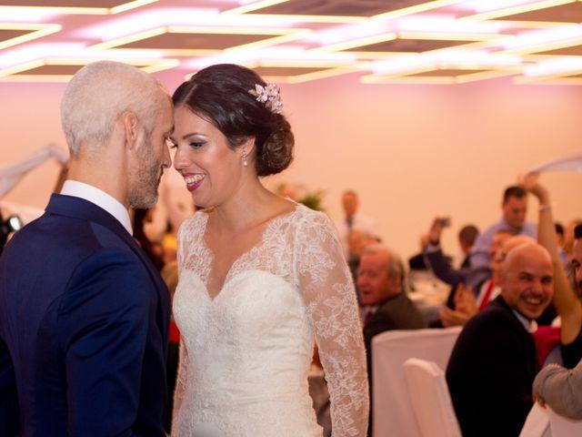 La boda de Javi y Mar en Viator, Almería 69