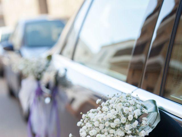 La boda de Vicente y Natalia en Tomelloso, Ciudad Real 11