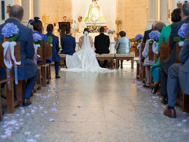 La boda de Vicente y Natalia en Tomelloso, Ciudad Real 13