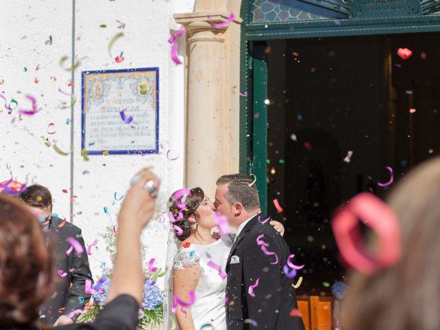 La boda de Vicente y Natalia en Tomelloso, Ciudad Real 19
