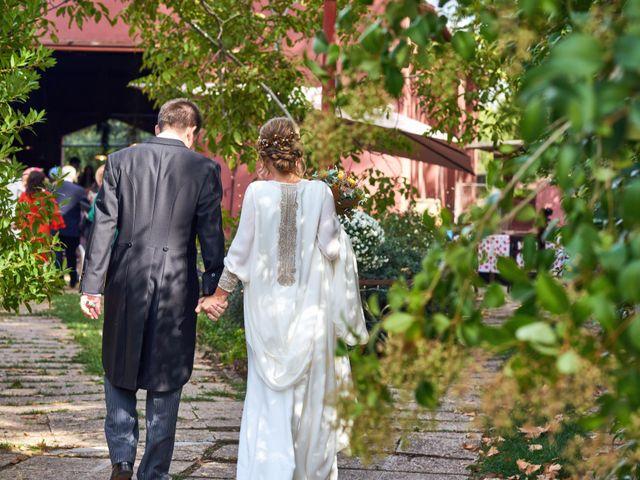 La boda de Tomás y Marta en Aranjuez, Madrid 2