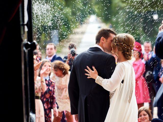 La boda de Tomás y Marta en Aranjuez, Madrid 22