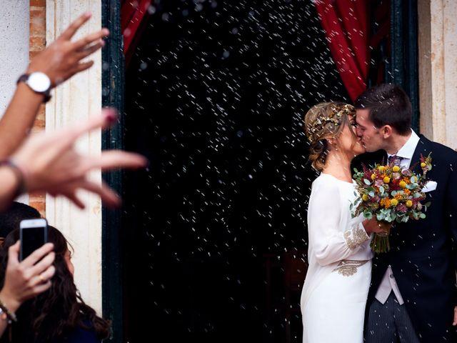 La boda de Marta y Tomás