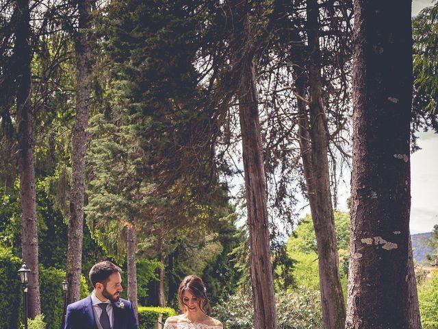 La boda de Alberto y Soraya en Redondela, Pontevedra 7