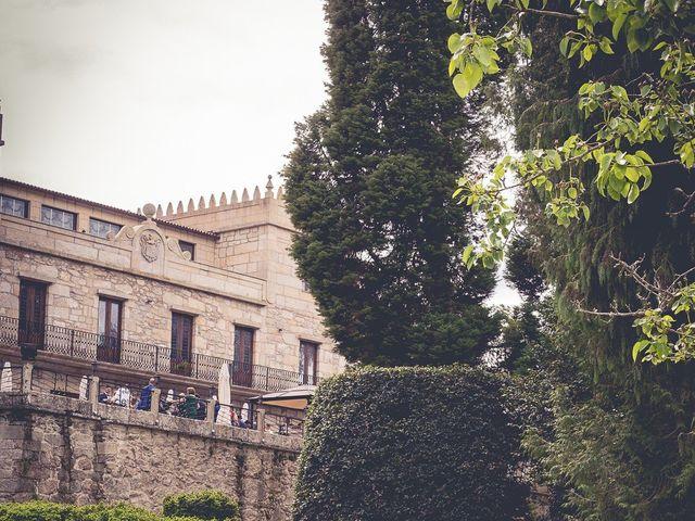 La boda de Alberto y Soraya en Redondela, Pontevedra 8