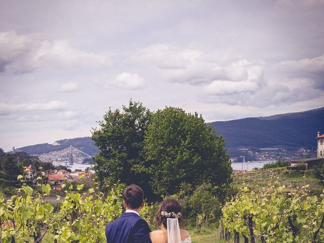 La boda de Alberto y Soraya en Redondela, Pontevedra 10