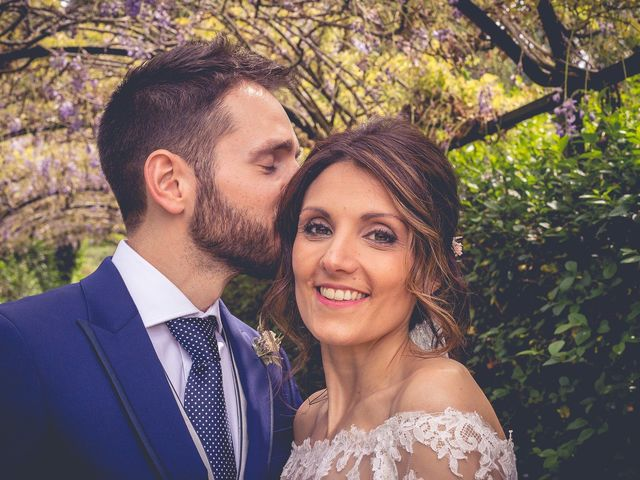 La boda de Alberto y Soraya en Redondela, Pontevedra 13