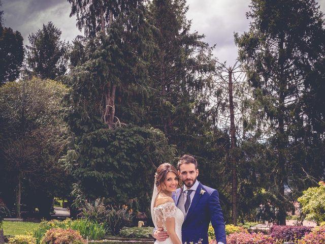 La boda de Alberto y Soraya en Redondela, Pontevedra 15