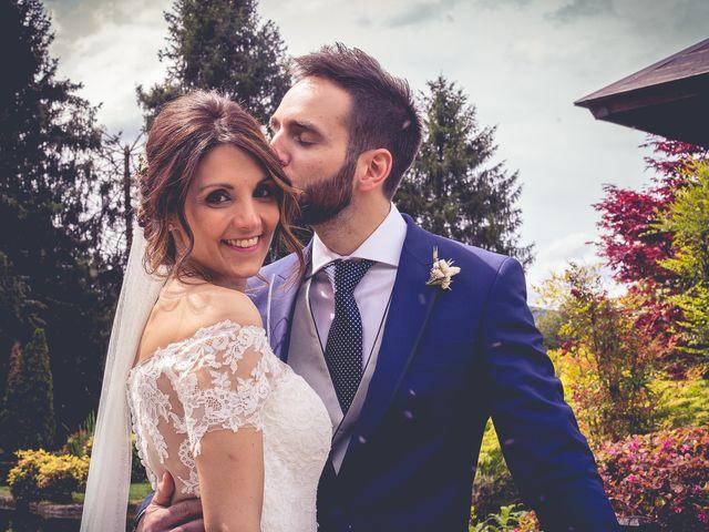 La boda de Alberto y Soraya en Redondela, Pontevedra 16