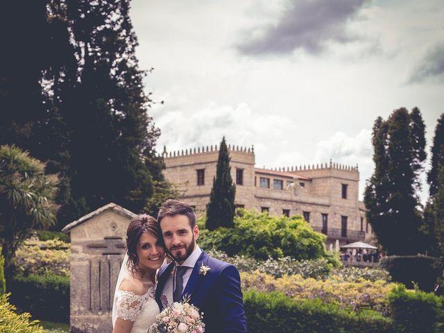 La boda de Alberto y Soraya en Redondela, Pontevedra 21