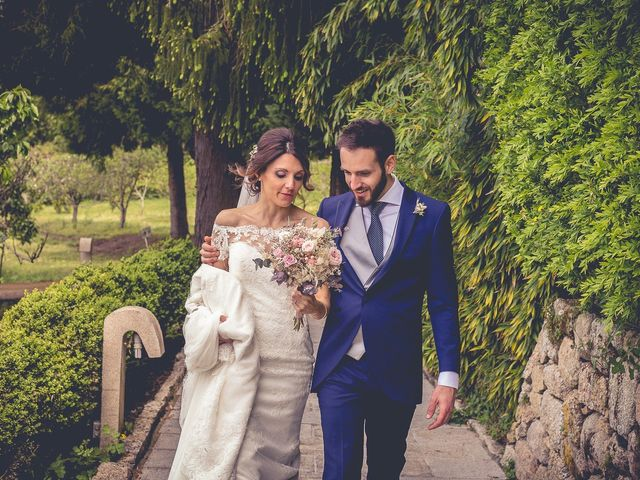 La boda de Alberto y Soraya en Redondela, Pontevedra 22