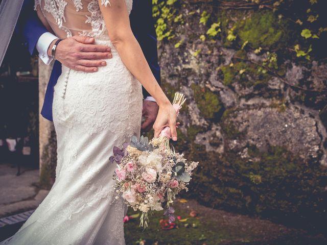 La boda de Alberto y Soraya en Redondela, Pontevedra 25
