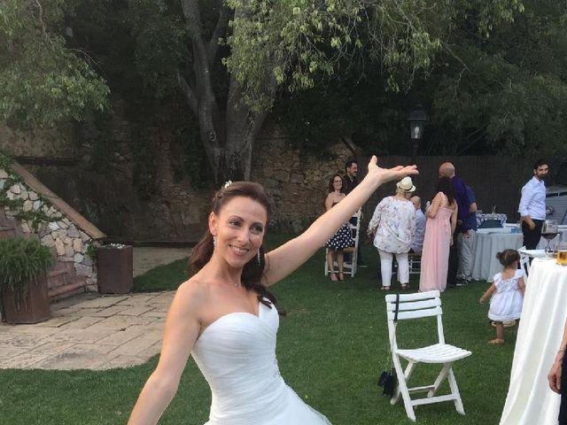 La boda de Manu y Patricia en Vilanova Del Valles, Barcelona 2