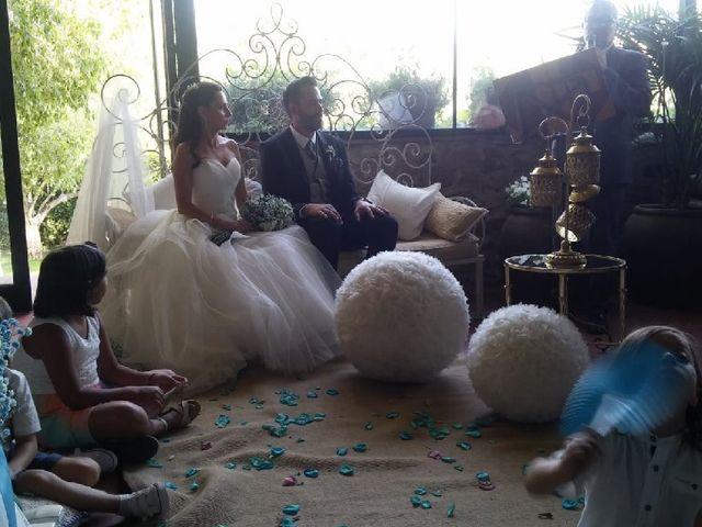 La boda de Patricia y Manu