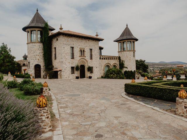 La boda de Anthony y Charlotte en Mangiron, Madrid 3
