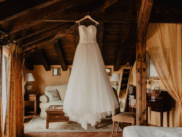 La boda de Anthony y Charlotte en Mangiron, Madrid 15