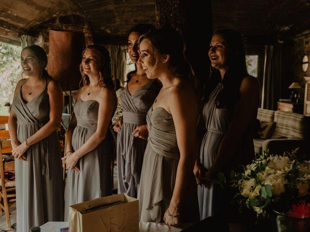 La boda de Anthony y Charlotte en Mangiron, Madrid 36
