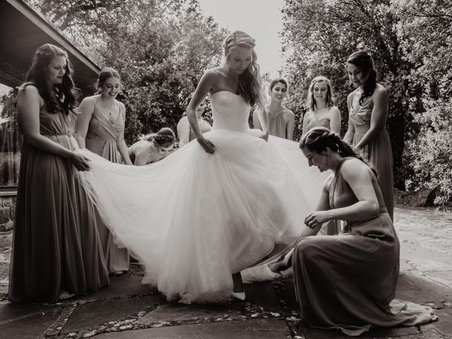 La boda de Anthony y Charlotte en Mangiron, Madrid 40