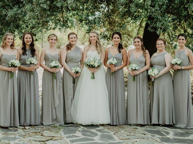 La boda de Anthony y Charlotte en Mangiron, Madrid 43