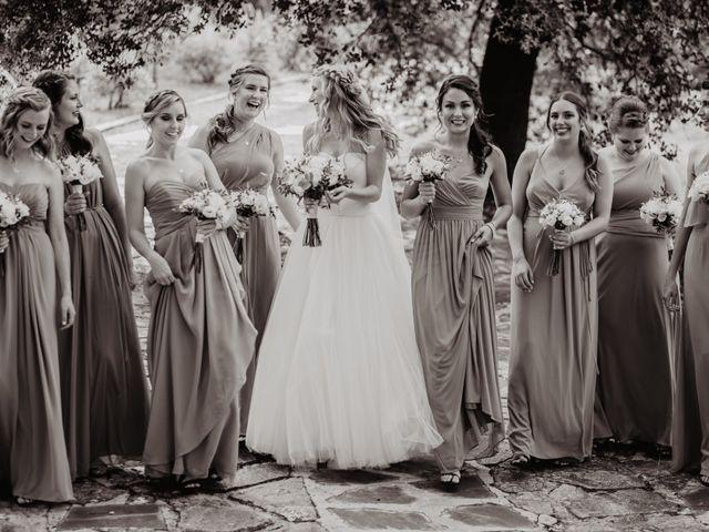 La boda de Anthony y Charlotte en Mangiron, Madrid 44