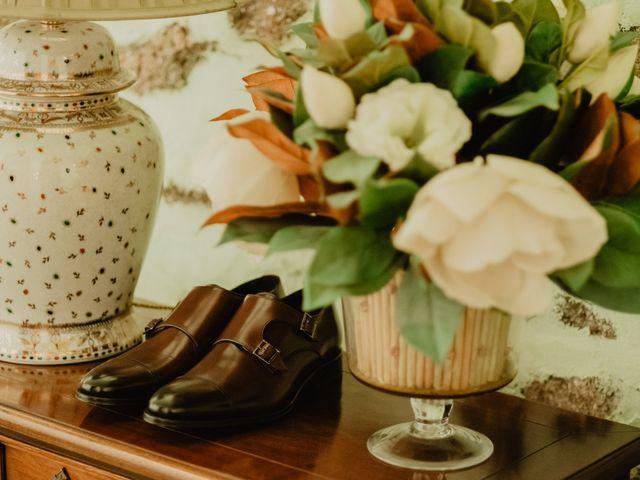 La boda de Anthony y Charlotte en Mangiron, Madrid 51