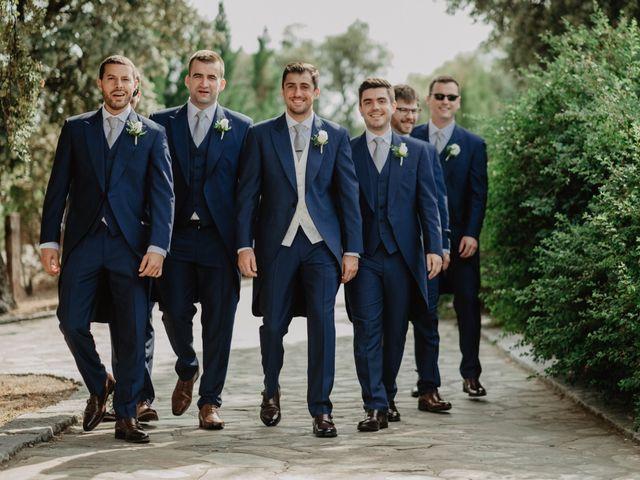 La boda de Anthony y Charlotte en Mangiron, Madrid 55