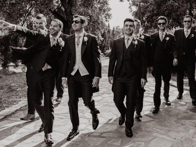 La boda de Anthony y Charlotte en Mangiron, Madrid 56