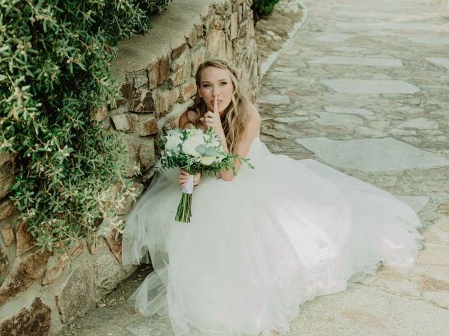La boda de Anthony y Charlotte en Mangiron, Madrid 59