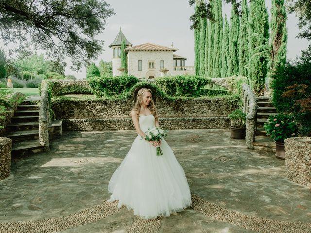 La boda de Anthony y Charlotte en Mangiron, Madrid 60