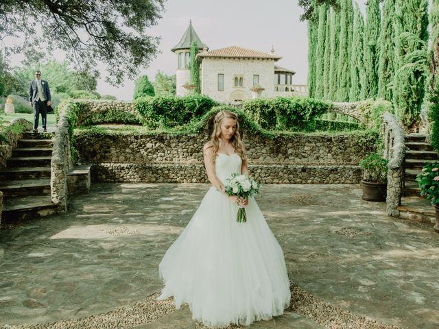 La boda de Anthony y Charlotte en Mangiron, Madrid 61