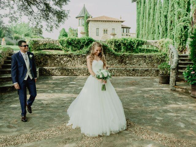 La boda de Anthony y Charlotte en Mangiron, Madrid 63