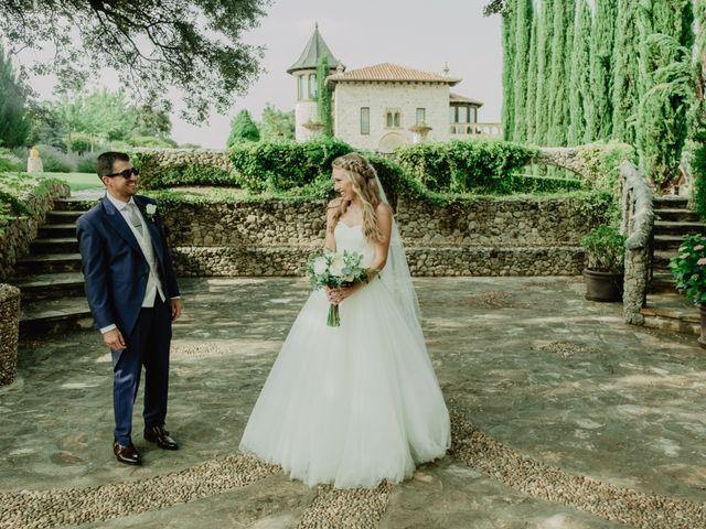 La boda de Anthony y Charlotte en Mangiron, Madrid 64