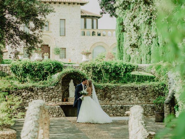 La boda de Anthony y Charlotte en Mangiron, Madrid 67