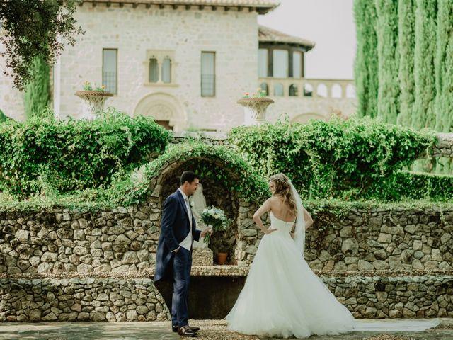 La boda de Anthony y Charlotte en Mangiron, Madrid 68