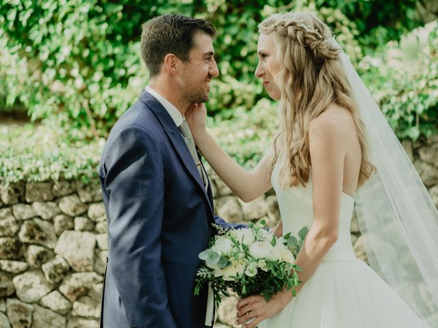 La boda de Anthony y Charlotte en Mangiron, Madrid 69