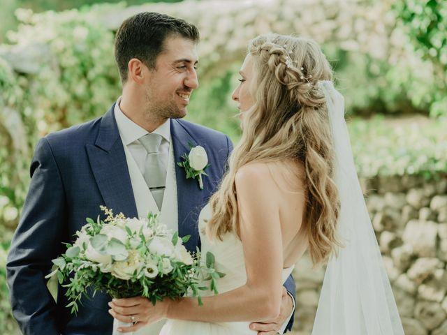 La boda de Anthony y Charlotte en Mangiron, Madrid 73