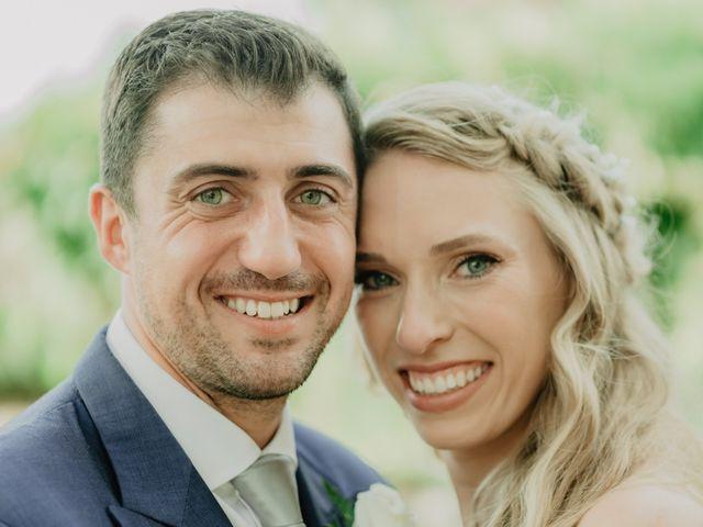 La boda de Anthony y Charlotte en Mangiron, Madrid 76