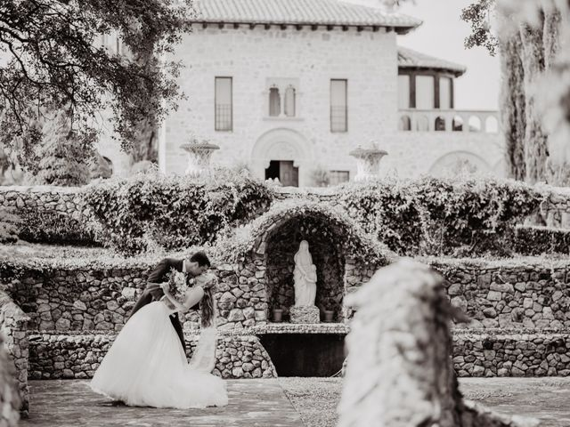La boda de Anthony y Charlotte en Mangiron, Madrid 78