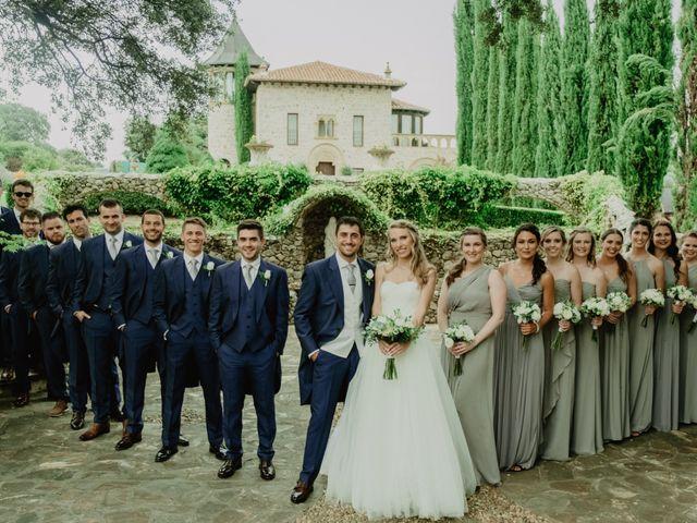 La boda de Anthony y Charlotte en Mangiron, Madrid 79