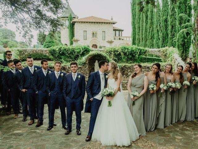 La boda de Anthony y Charlotte en Mangiron, Madrid 80