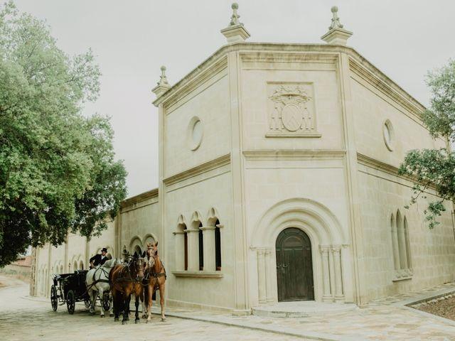 La boda de Anthony y Charlotte en Mangiron, Madrid 82