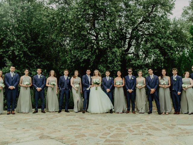 La boda de Anthony y Charlotte en Mangiron, Madrid 83