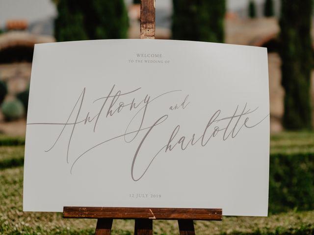 La boda de Anthony y Charlotte en Mangiron, Madrid 84