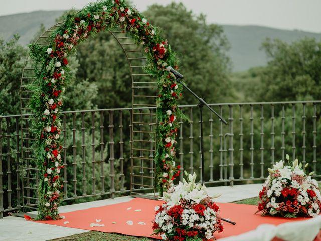 La boda de Anthony y Charlotte en Mangiron, Madrid 88