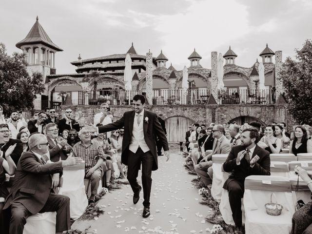 La boda de Anthony y Charlotte en Mangiron, Madrid 90