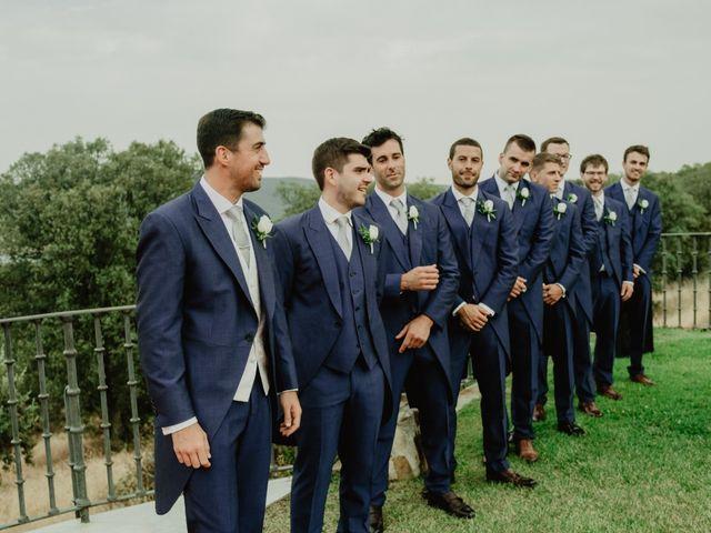 La boda de Anthony y Charlotte en Mangiron, Madrid 91