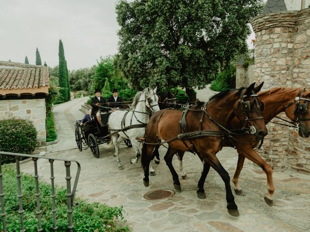 La boda de Anthony y Charlotte en Mangiron, Madrid 94